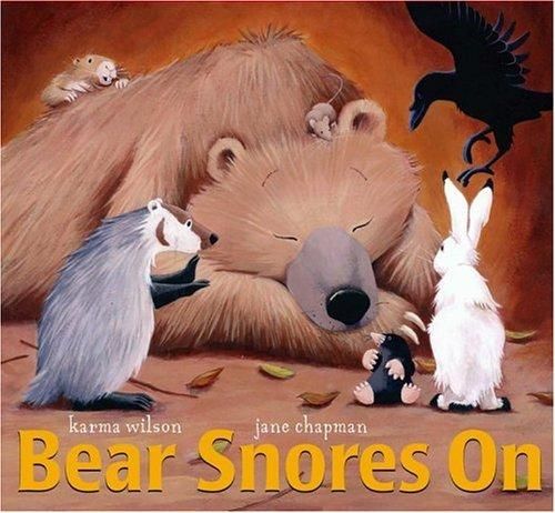 Download Bear Snores On (Classic Board Books)