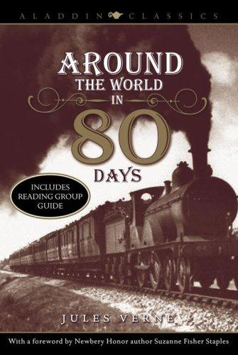Download Around the World in 80 Days (Aladdin Classics)