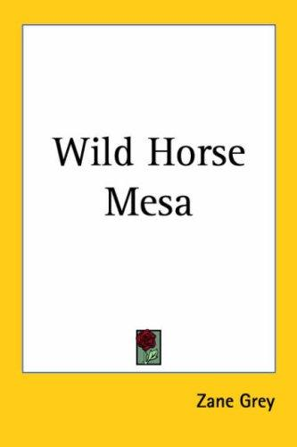 Download Wild Horse Mesa