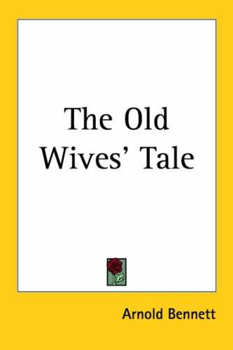 Download The Old Wives' Tale