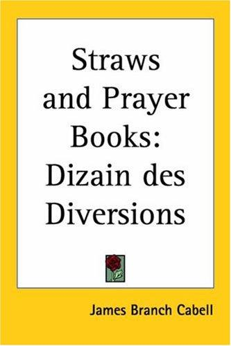 Straws And Prayer Books