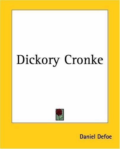 Dickory Cronke
