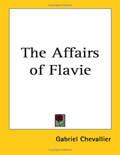 Download The Affairs of Flavie