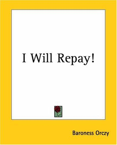 Download I Will Repay!