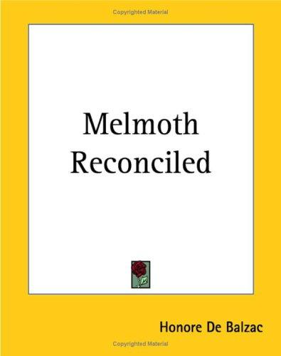 Melmoth Reconciled
