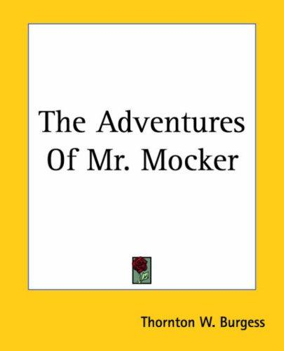 Download The Adventures Of Mr. Mocker