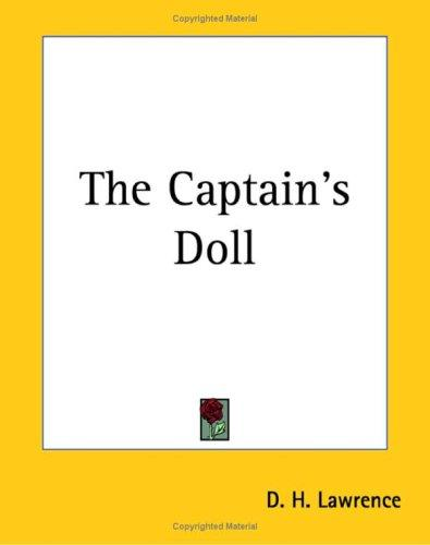 The captain's doll by D. H. Lawrence