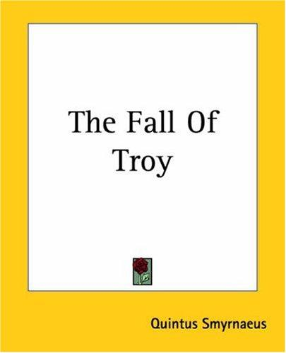 Download The Fall Of Troy