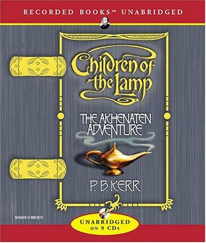 The Akhenaten Adventure (Children of the Lamp)