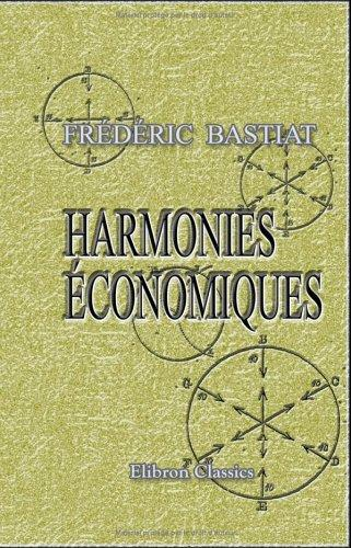 Download Harmonies économiques