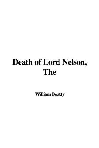Death of Lord Nelson