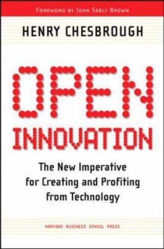Open Innovation by Henry William Chesbrough