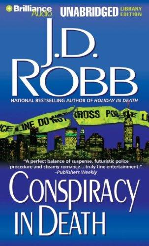 Download Conspiracy in Death (In Death)