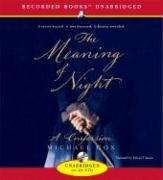 Download The Meaning of Night