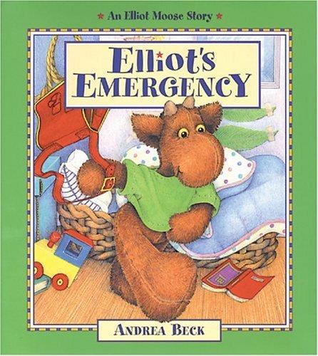 Download Elliot's Emergency (An Elliot Moose Story)
