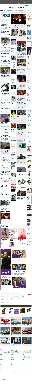 El Mundo at Tuesday Aug. 26, 2014, 10:10 a.m. UTC