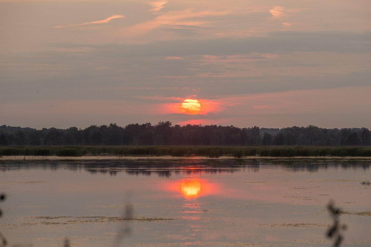 Sunset at Montezuma stuns as summer ends (photo)