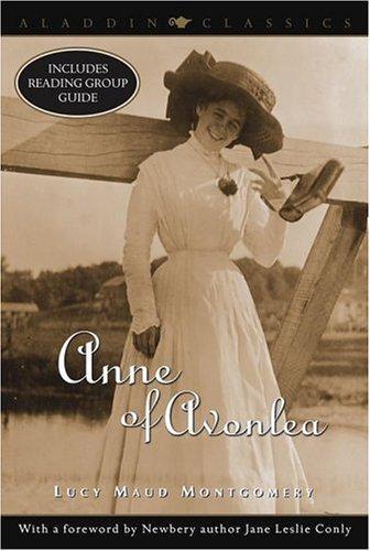 Anne of Avonlea (Aladdin Classics)