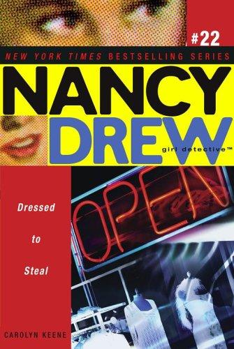 Dressed to Steal by Carolyn Keene