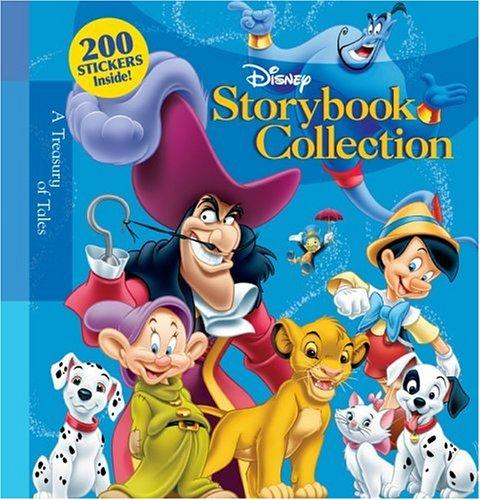 Disney Storybook Collection by Disney Storybook Artists
